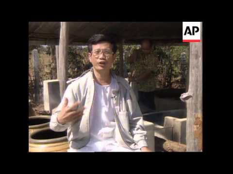 THAILAND: AIDS VICTIMS TURN TO TRADITIONAL HERBAL REMEDIES