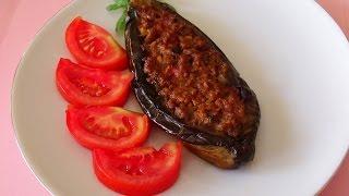 Что приготовить из баклажан? Турецкая кухня Карныярык (Karnıyarık)
