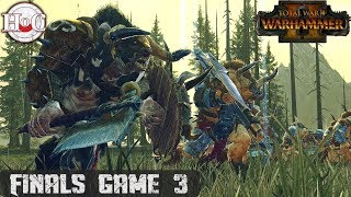 Felkon vs Xiphos Game 3 - Total War Warhammer 2 - Online Battle 297