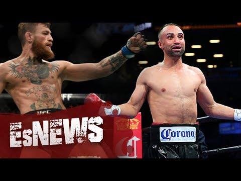 Jose Aldo What He Saw In McGregor Malignaggi Sparring EsNews Boxing