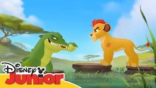 Magical Moments - The Lion Guard - Maku il coccodrillo