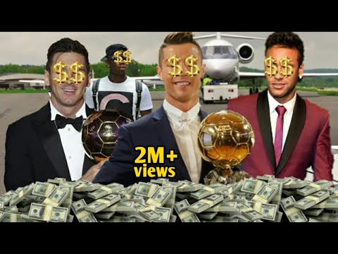 Top 5 Richest Football Players In The World 2020