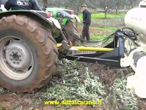 Picker Kargo 180 Berti Prove In Campo Puglia познавательные и