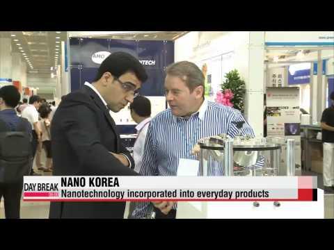 Nano Korea 2014 showcases future of nanotechnology