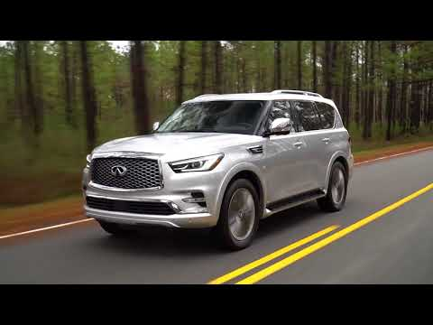 2018 Infiniti QX80 First Drive Review