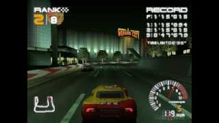 R4: Ridge Racer Type 4 - Gameplay PSX / PS1 / PS One / HD 720P (Epsxe)
