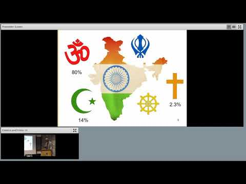 """""""Contemporary Challenges to Christianity in India"""""""
