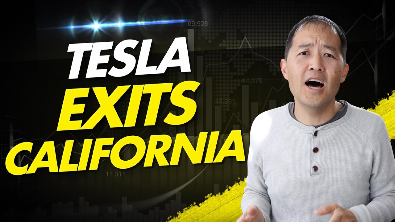 Tesla Exits California, Files Lawsuit – What's Making Elon Musk Angry (Ep 73)
