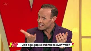 Can Age Gap Relationships Work? | Loose Women