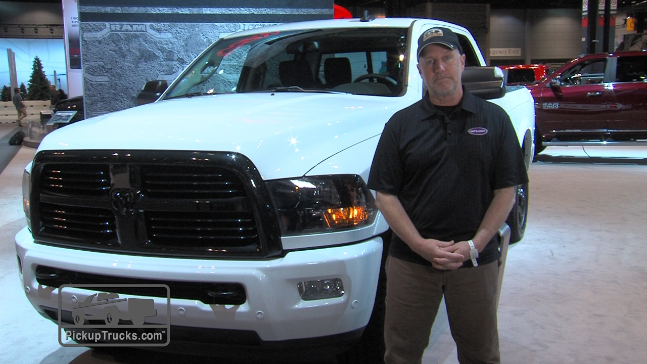 2017 ram 2500 3500 hd night edition review