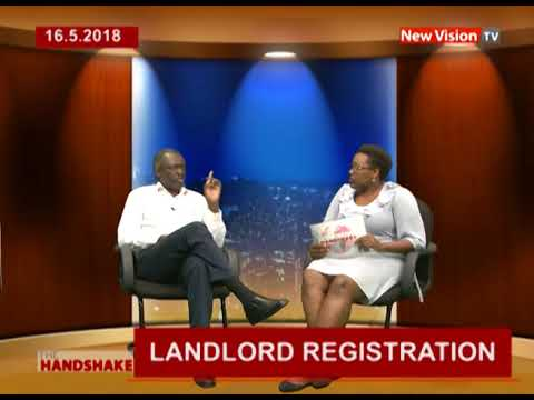 What is behind the registration of landlords
