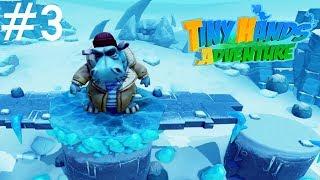 Tiny Hands Adventure (03) — Trzeci Boss