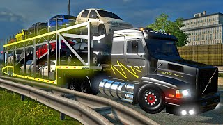 Euro Truck Simulator 2 - Nova Cegonha