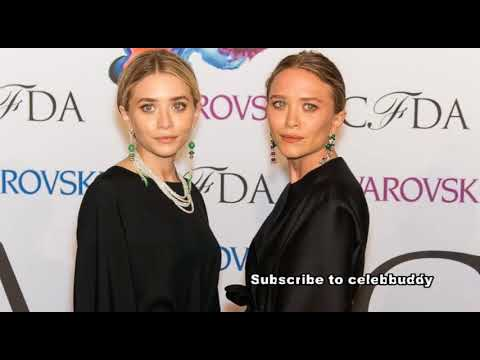 Ashley Olsen With Her Mother Jarnett Olsen, Father David Olse Lovely Album...How Cute??
