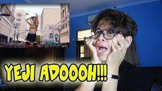 BODY ROLL YEJI ADOOH!!! ITZY 'ICY' MV REACTION