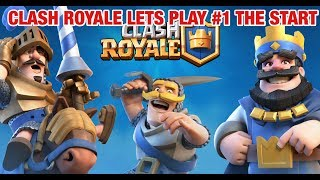 A NEW START | Clash Royale Let