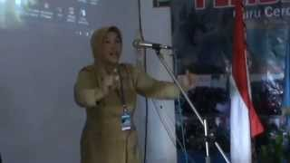 MEP Training Center Menyanyikan Lagu Indonesia Raya