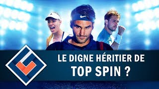 TENNIS WORLD TOUR : Un retour gagnant  ? | GAMEPLAY FR