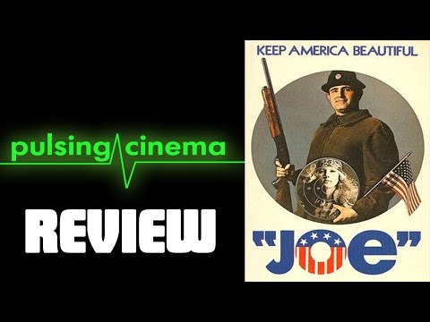 Pulsing Cinema Review - Joe (1970)