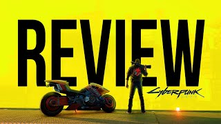 Cyberpunk 2077 - Review (Video Game Video Review)