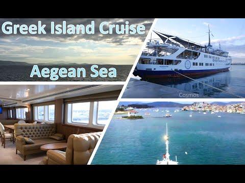 First Class Greek Islands Cruise, Hydra - Poros - Aegina, Aegean Sea, Cosmos Yacht Evermore Saronic