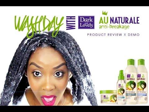 natural hair au natural anti breakage by dark lovely