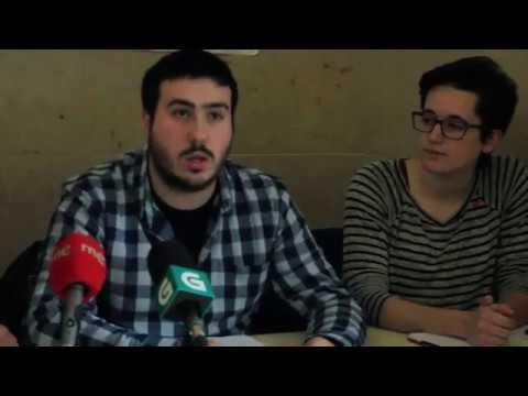 Rolda de prensa de Galiza Nova e BNG
