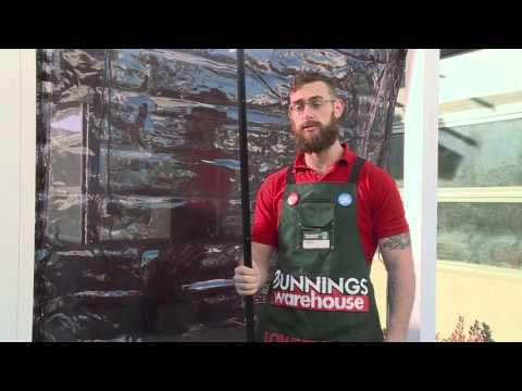 How To Install Bistro Blinds - DIY At Bunnings