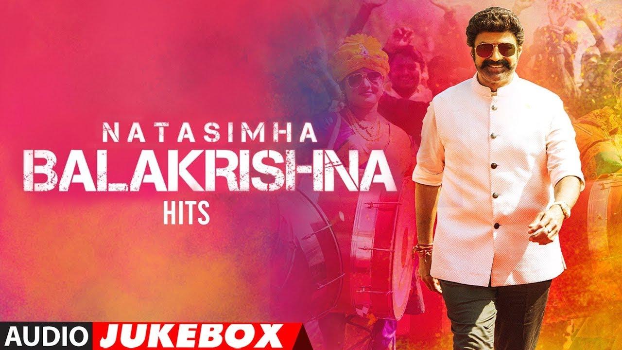 Nandamuri Balakrishna Hits Special Audio Jukebox   Telugu Super Hit Songs Collection