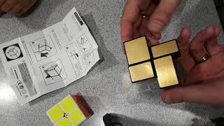 Зеркальный Кубик Рубика || Ещё одна сумасшедшая головоломка