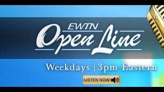 OPEN LINE Friday - Colin Donovan  - Catholic Theology 2/17/17