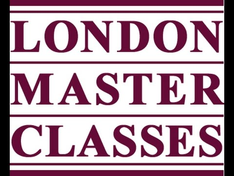I Want to be a Prima Donna: Documentary of London Master Classes 2016
