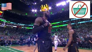 Boston Celtics VS Cleveland Cavaliers full game highlight but no bucket / Game 7 / 2018 NBA Playoffs