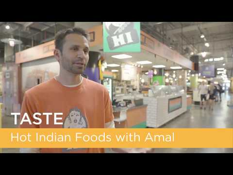 History Center - Hot Indian Foods