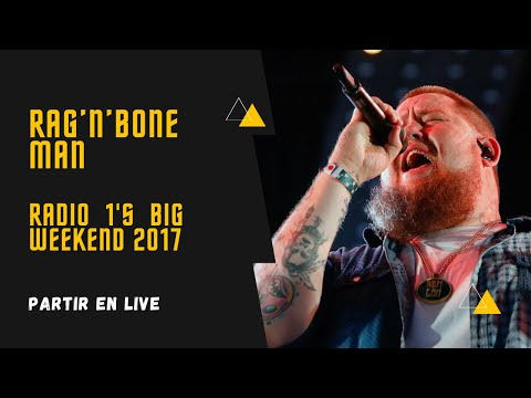 Rag'n'Bone Man - Live Radio 1's Big Weekend 2017
