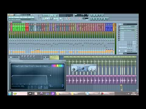 Producing Drums like Pendulum - PB5