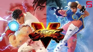 RYU VS CHUN LI - Street Fighter ... ( Fortnite Roleplay)