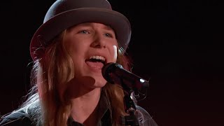 Sawyer Fredericks - I Am a Man of Constant Sorrow - The Voice 2015 Blind Audition