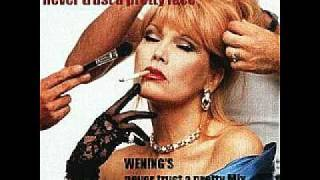 Amanda Lear - Never trust a pretty face (WEN!NG