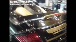 Gemballa Mirage GT Gold Edition Porsche Carrera GT Videos