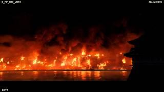 Tokyo Burning Animation HD 2014