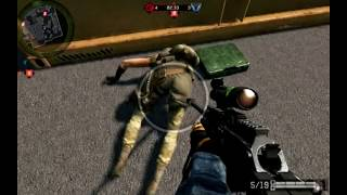 WarFace: Прикол #1 (Секс с Авророй)