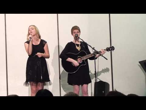 Amanda & Stephanie Clark  Performing Arts Exhibition / Horizon Community Learning Center / Fall 2014