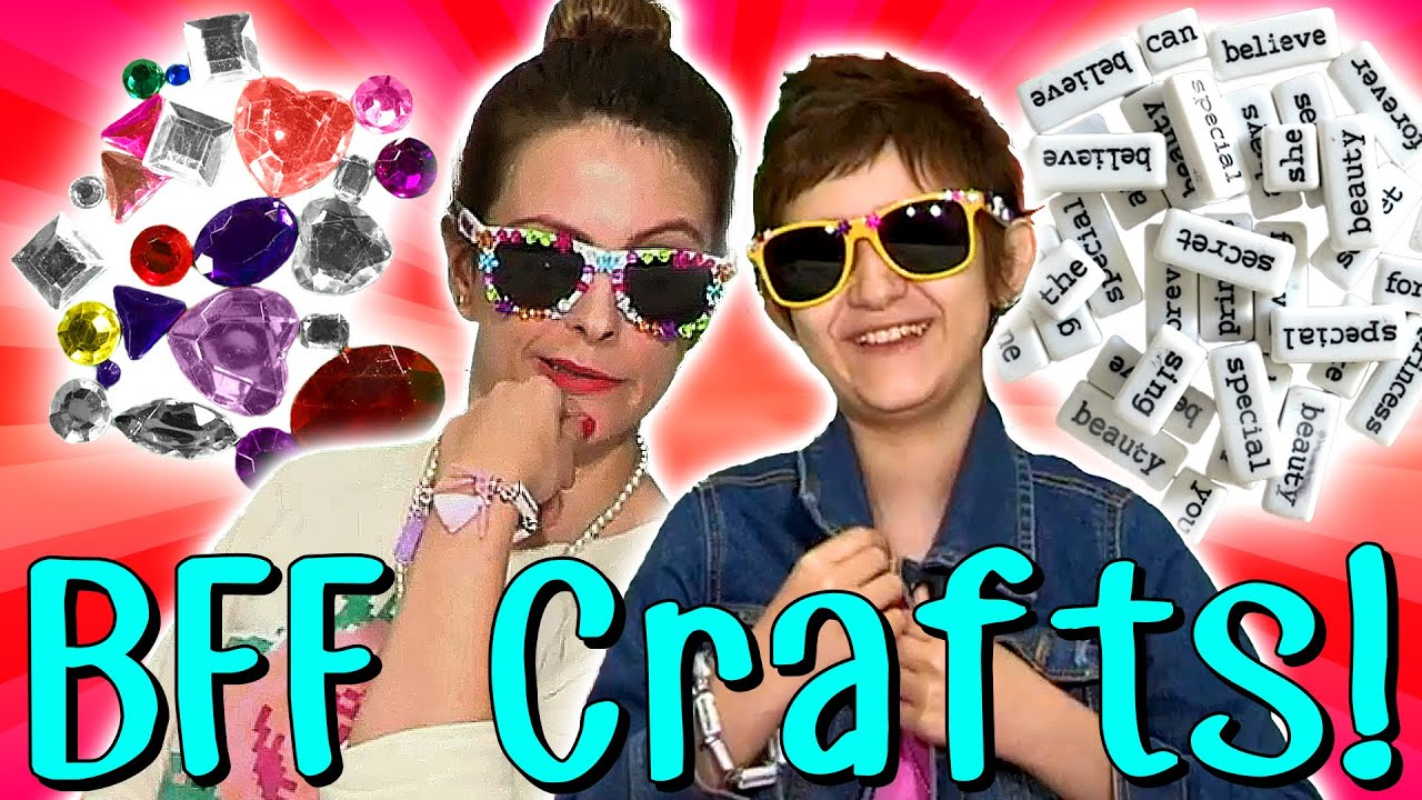 Fun Crafts To Do With Best Friend