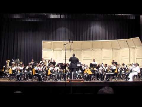 Jim Hill High School 2014 Concert Band -