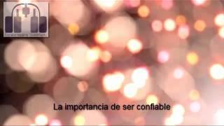 #reflexión La importancia de ser confiable #consejo