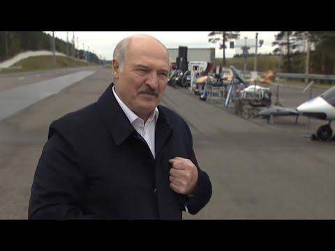 Лукашенко: Враньё от Первого канала! О России, коронавирусе и 9 Мая