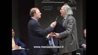 2012 marzo * Vittorino Andreoli   Premio Letterario Internazionale Il Molinello 2012