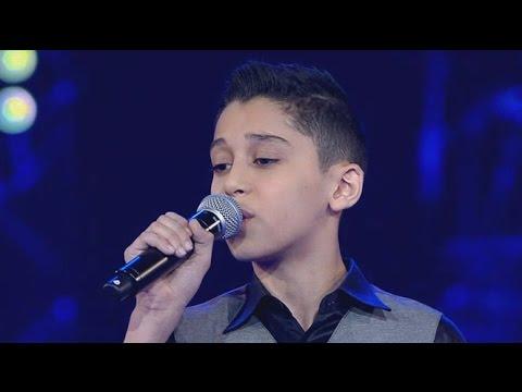 فيديو اغنية هالة أبو لطيف وأحمد عماد وفرح الموجي قلبي وأفراحو HD مرحلة المواجهة The Voice Kids