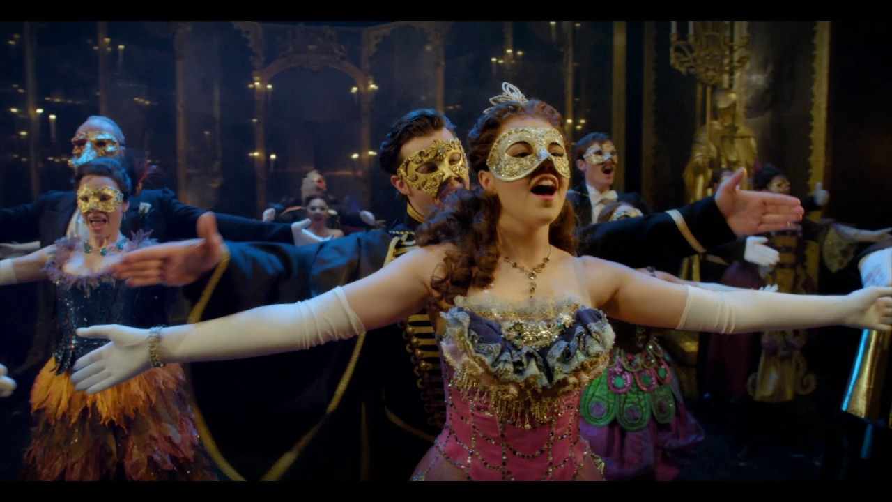 video: The Phantom of the Opera